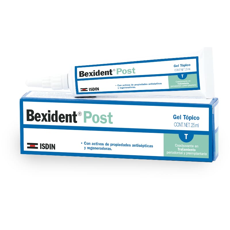 Comprar Bexident Post 1 Tubo Gel 25 Ml