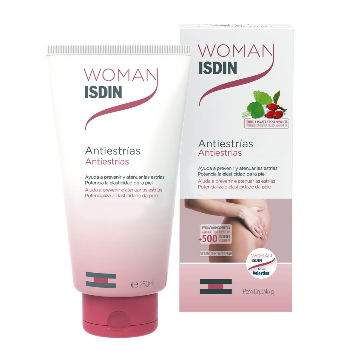 Isdin Woman Antiestrias 250Ml