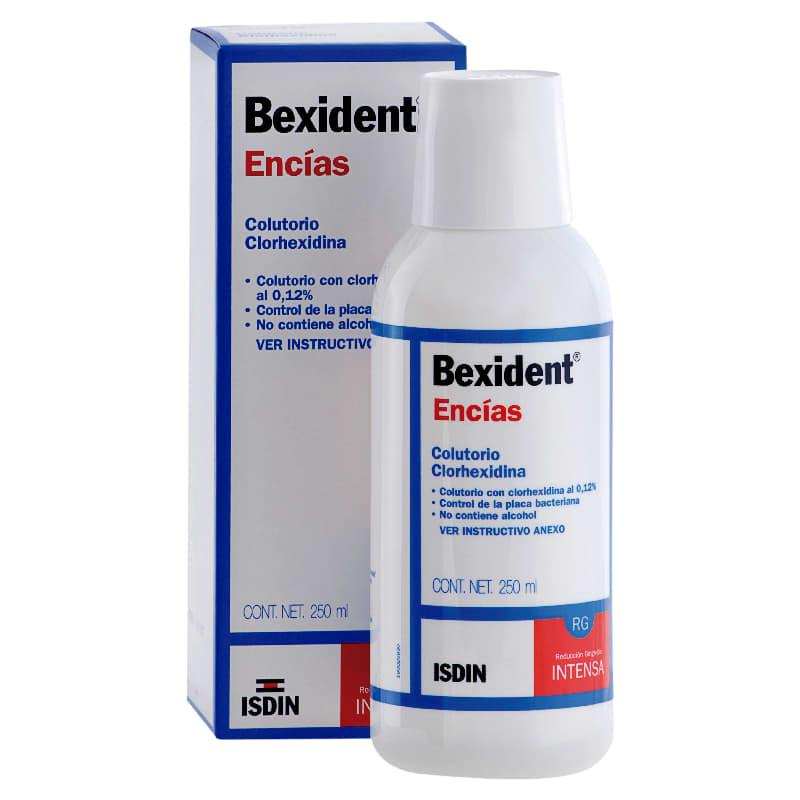 Comprar Bexident Encias Colutorio 1 Frasco Solucion 250 Ml