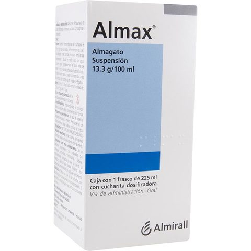 Comprar Almax 13.3 Gr 1 Frasco Solucion 225 Ml