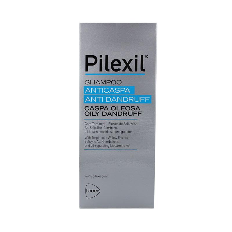 Comprar Pilexil Sham Anticaspa Grasa 300 Ml 1 Botella