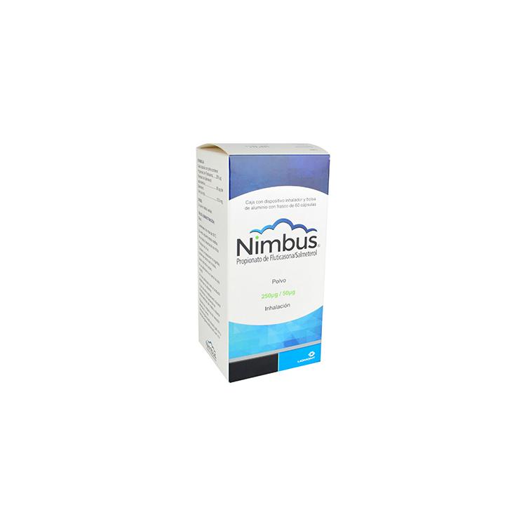 Comprar Nimbus 250/50 Mcg 1 Polvo