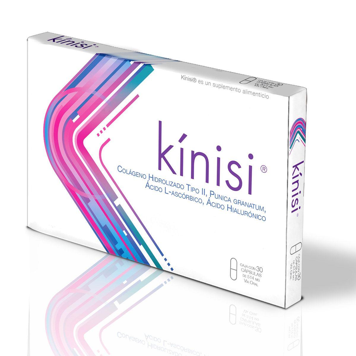 Comprar Kinisi 514 Mg Caja 30 Capsulas