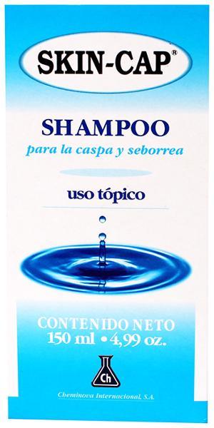Comprar Skin-Cap 1 Botella Shampoo 150 Ml