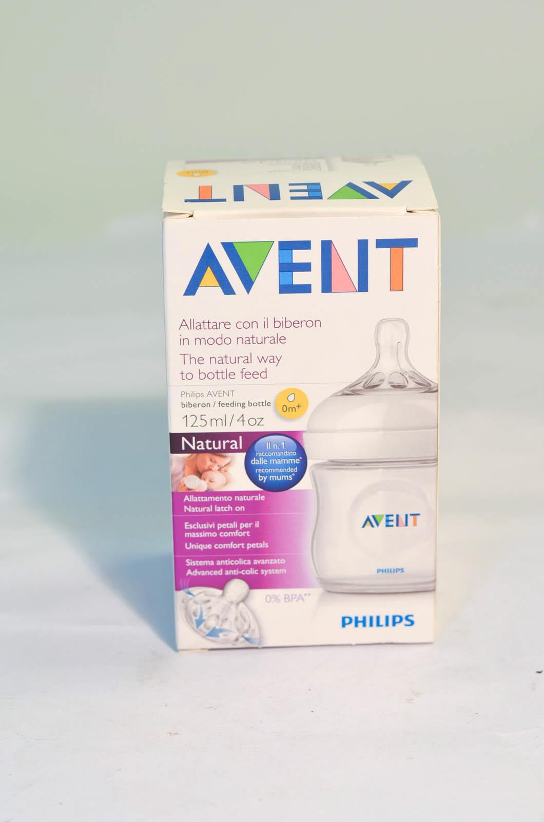 Comprar Avent Natural Blanco 0-My 4 Onzas 1 Botella 125 Ml