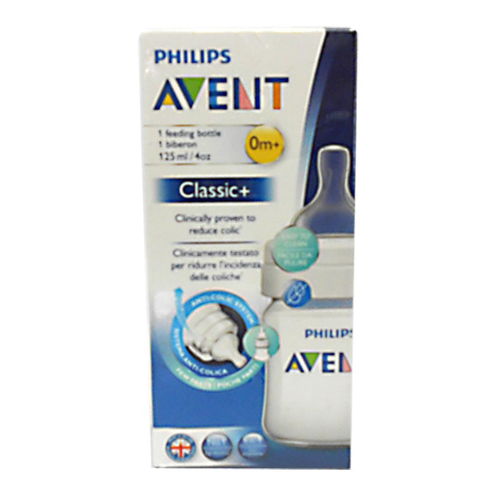 Comprar Avent Classic 0-My 4 Onzas 1 Botella 125 Ml