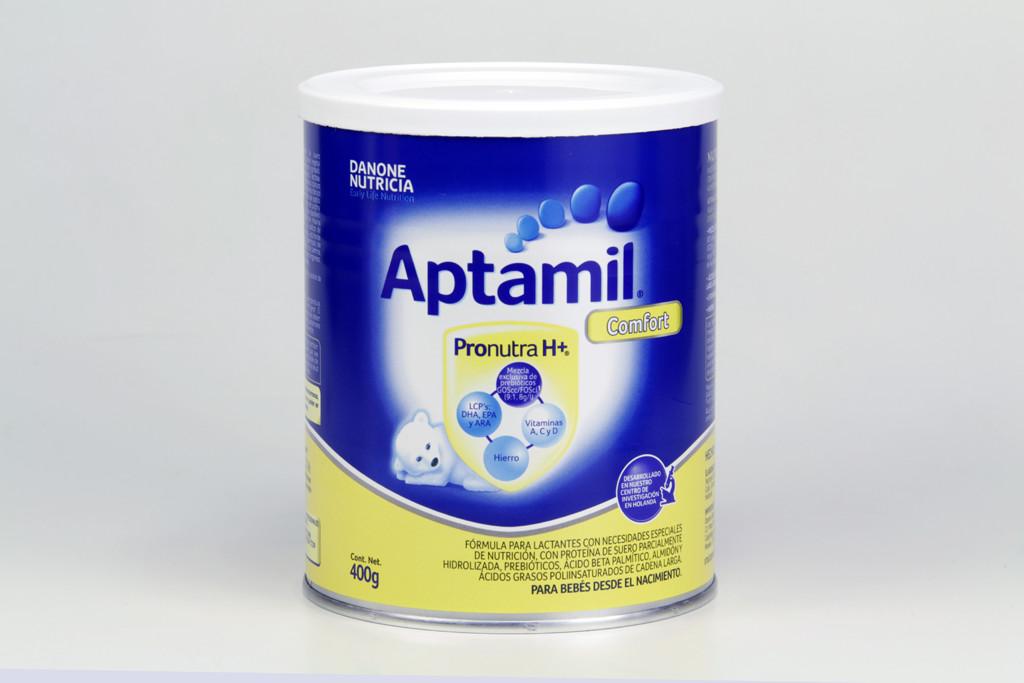 Comprar Aptamil Comfort 1 Lata Polvo 400 Gr