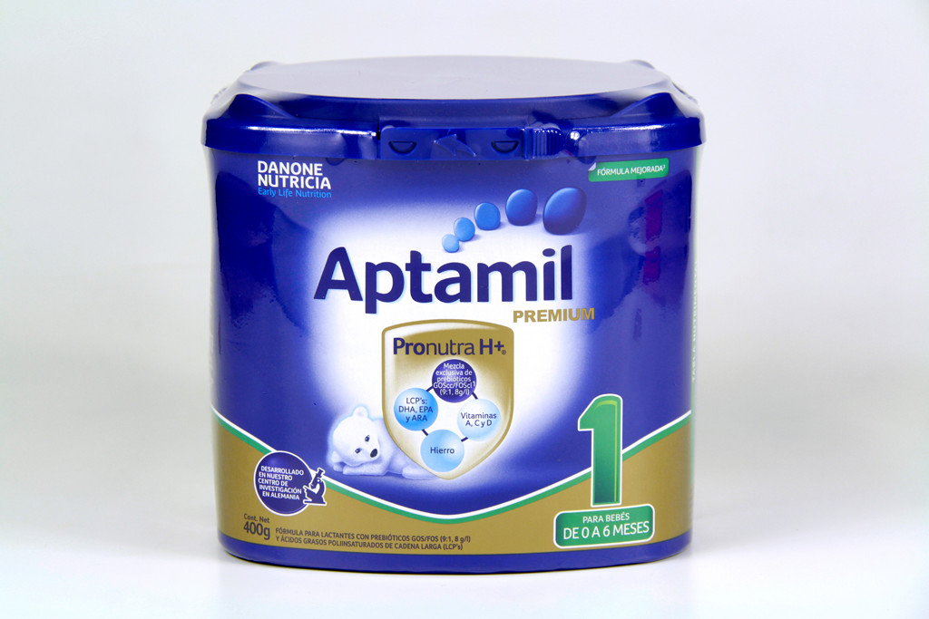 Comprar Aptamil Premium 1 1 Lata Polvo 400 Gr