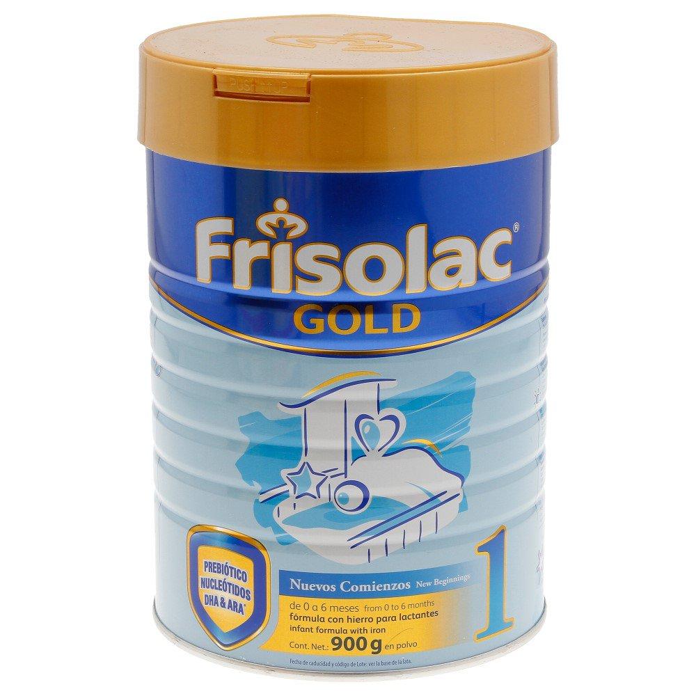 Comprar Frisolac Gold 1 1 Lata Polvo 900 Gr