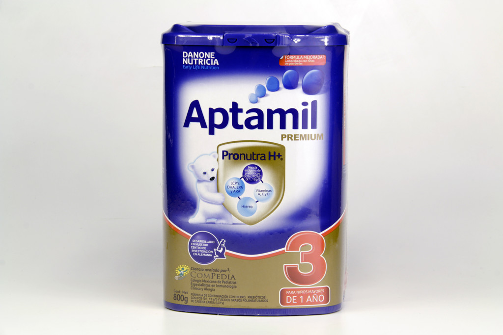 Comprar Aptamil Premium 3 1 Lata Polvo 800 Gr