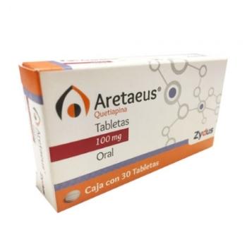 Comprar Aretaeus 100 Mg Caja 30 Tabletas