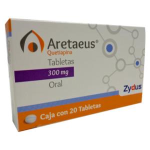 Comprar Aretaeus 300 Mg Caja 20 Tabletas