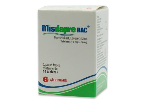 Comprar Misdapre Rac 10/5 Mg Caja 14 Tabletas
