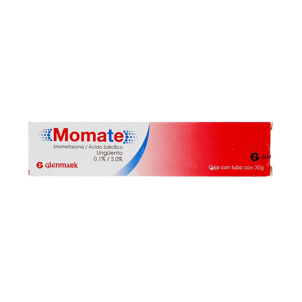 Comprar Momate 1/50 Mg 1 Tubo Ungüento 30 Gr