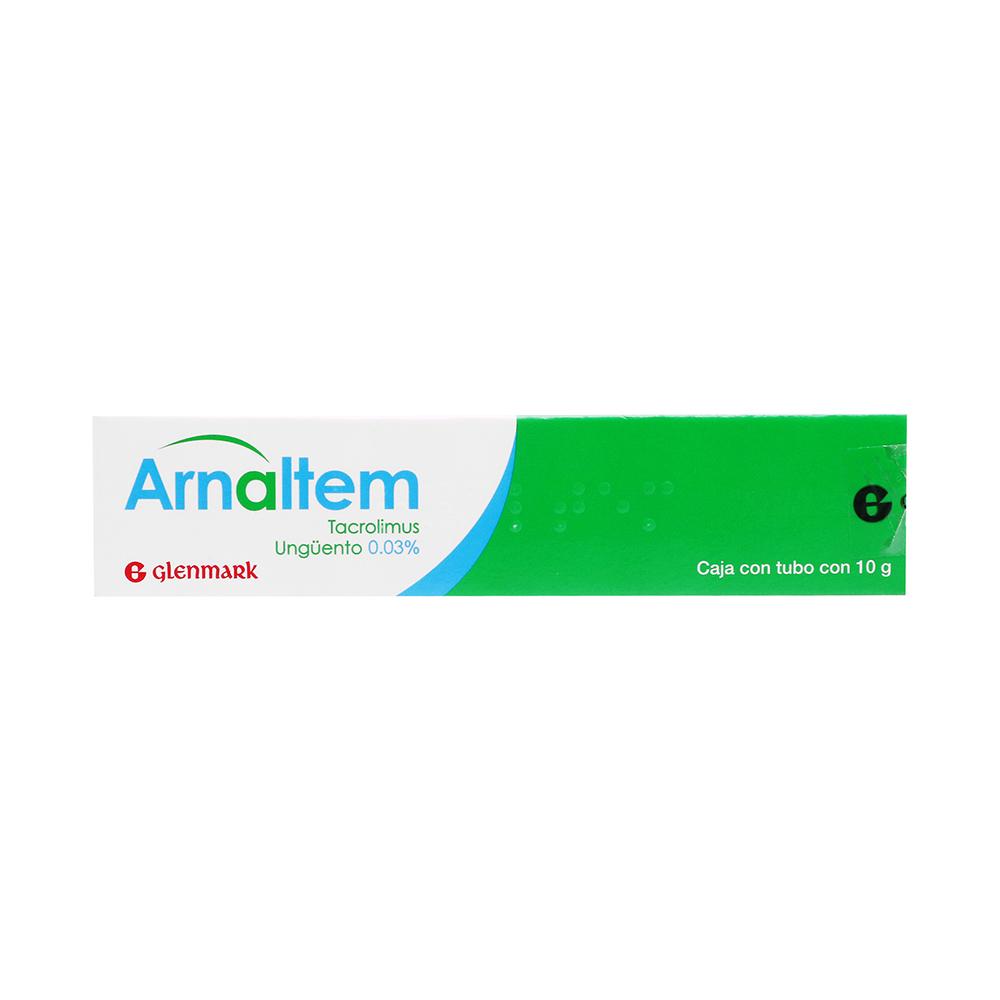 Comprar Arnaltem 0.03 Mg 1 Tubo Ungüento 10 Gr