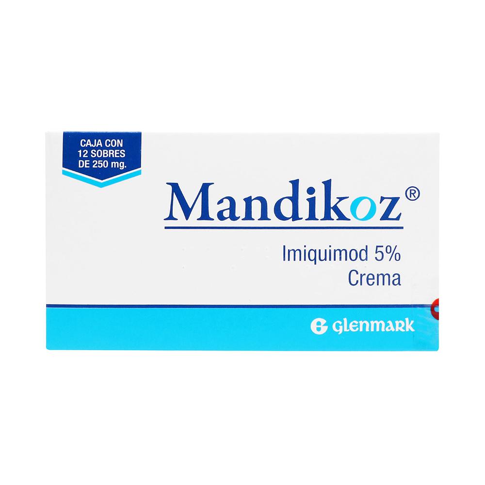 Comprar Mandikoz 12.5 Mg Caja 12 Sobres