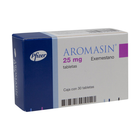 AROMASIN 25MG GRAG C30