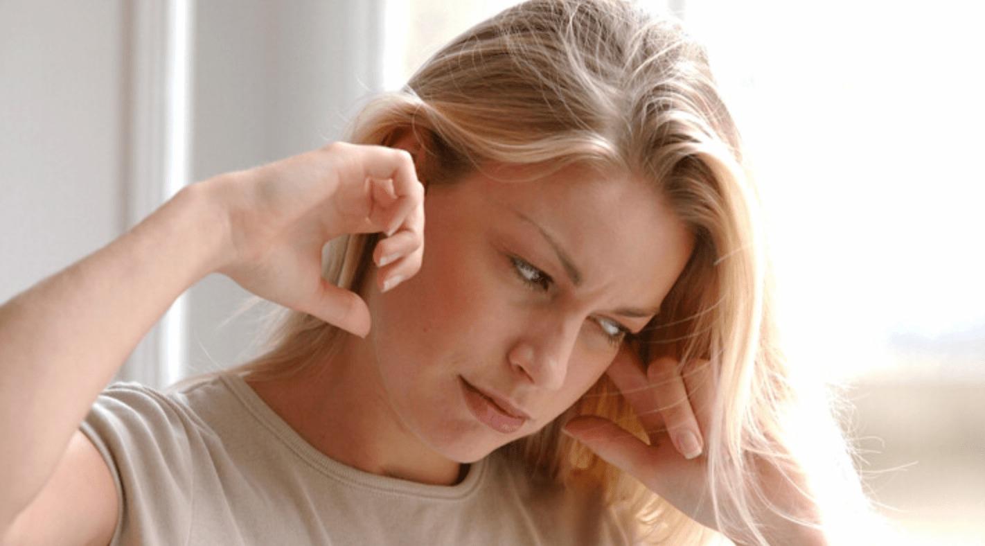 Síntomas de infección en el oído