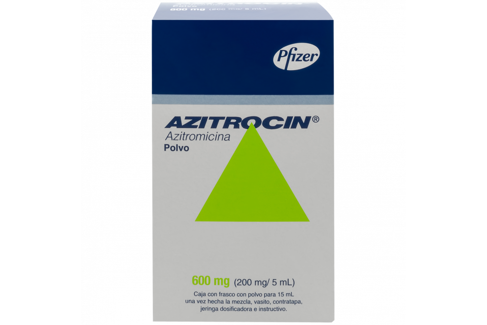 AZITROCIN SUSPENSION 15ML 600MG