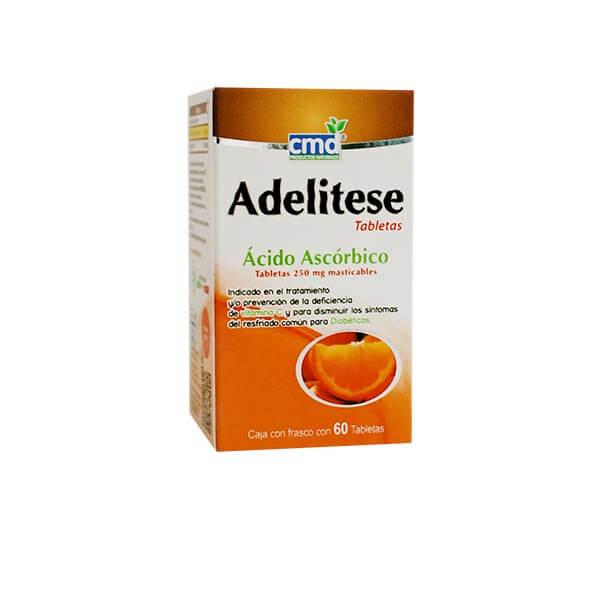 Adelitese 60 Tabletas