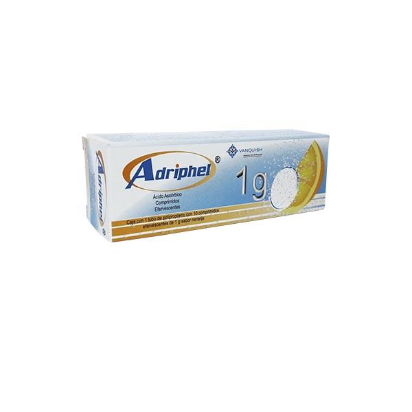 Adriphel 10 Comprimidos Efervescentes