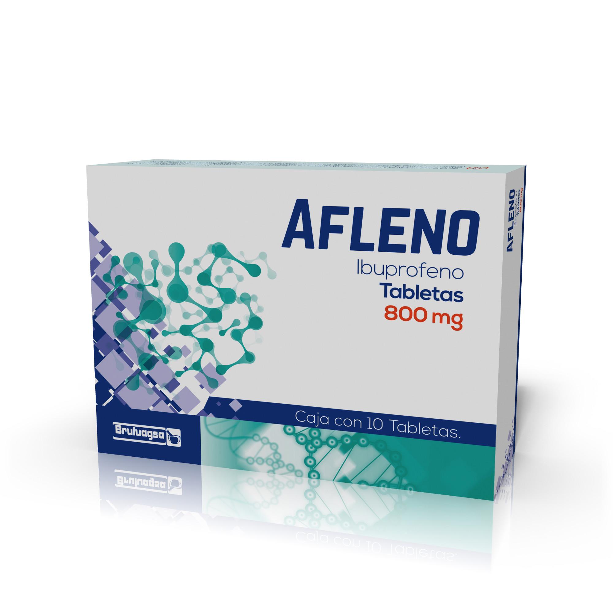 Afleno 10 Tabletas