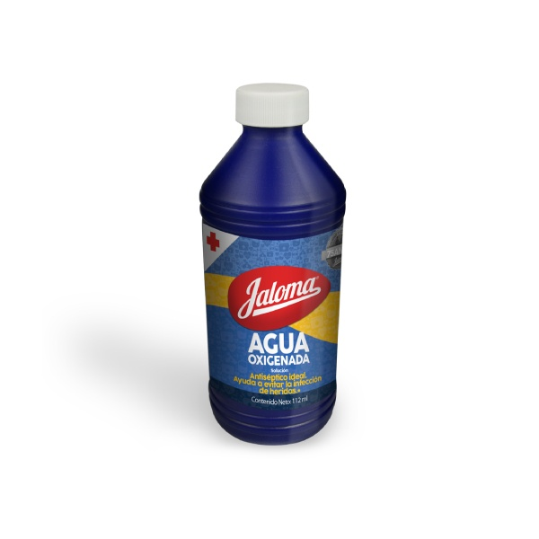 Agua Oxigenada 112 ml