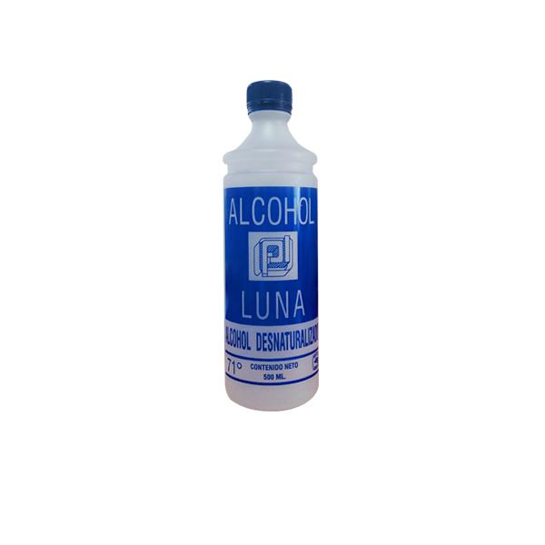 Alcohol Etílico 71º 500 ml