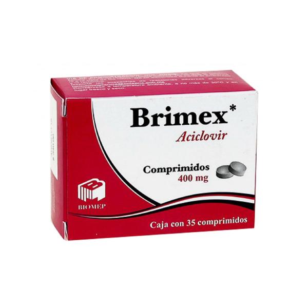 Comprar Brimex 35 Comprimidos