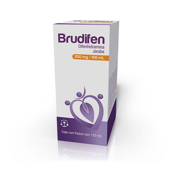 Brudifen Jarabe 120 ML