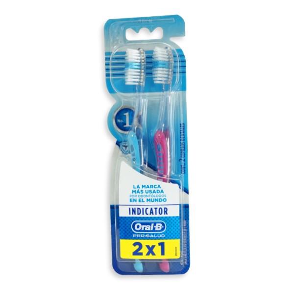 Cepillo Oral B Indicator Plus Duopack