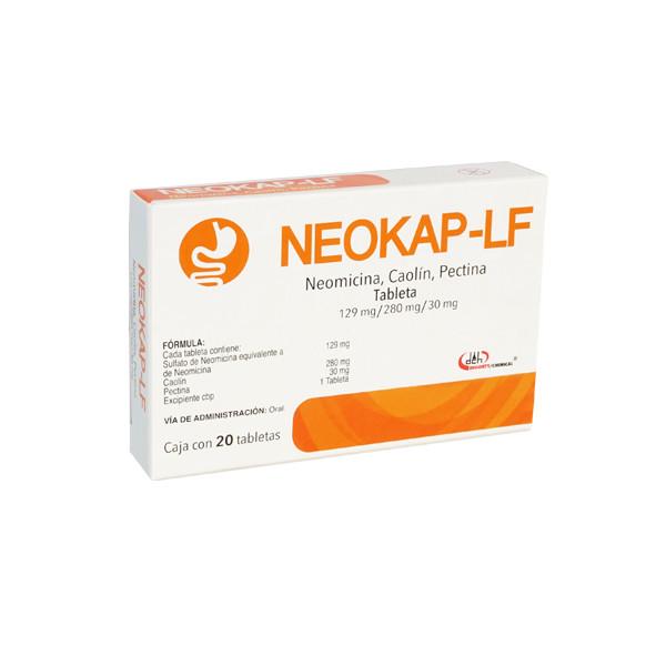 Neokap-LF 20 Tabletas