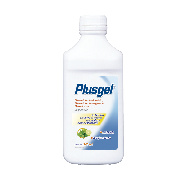Plusgel 360 ML Suspensión