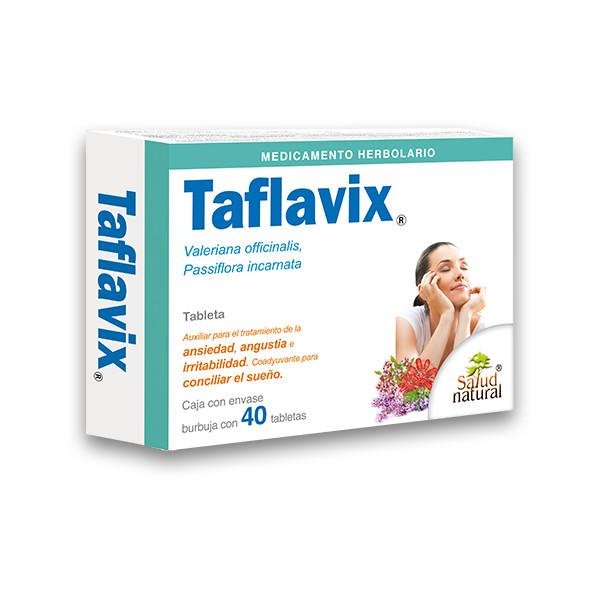 Taflavix 40 Tabletas