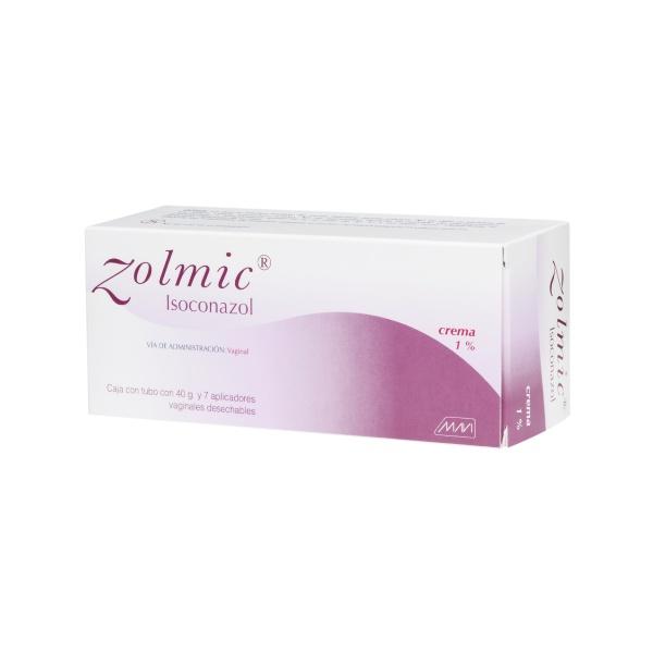 Zolmic Crema Vaginal 40 G