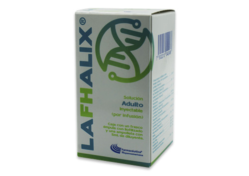 LAFHALIX ADULTO 1 FA 4/3.3/3.6/40/3MG/5