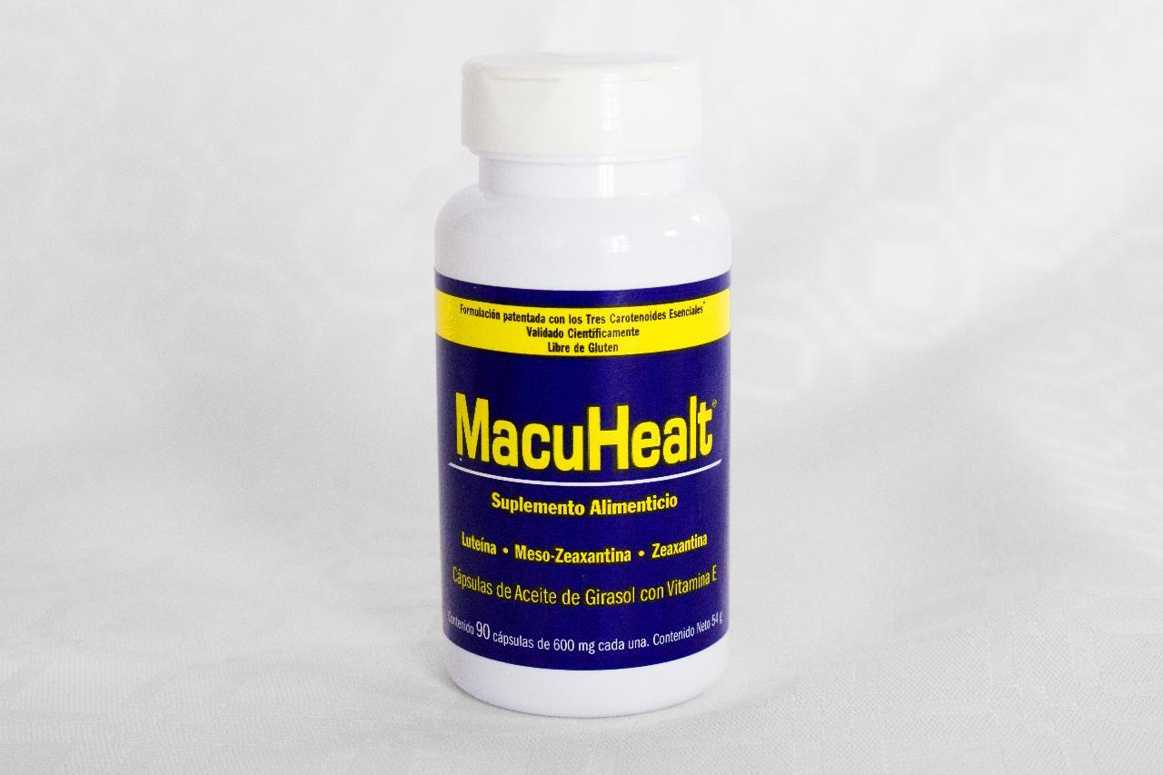 Comprar Macuhealt suplemento alimenticio 90 capsulas + envío gratis