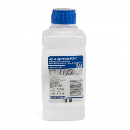 Comprar Agua Estéril Irrigadual 500 ml Frasco