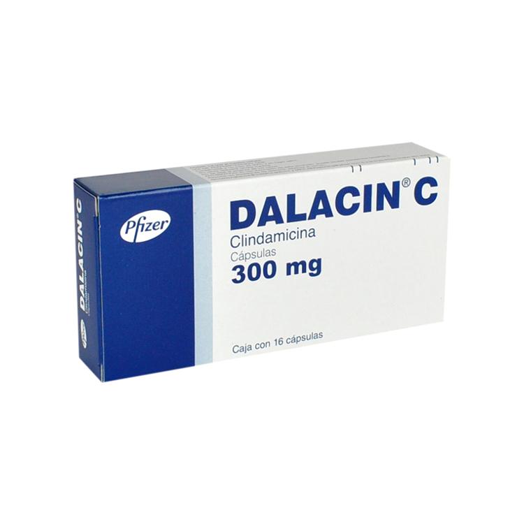 DALACIN C 300MG CAP C16