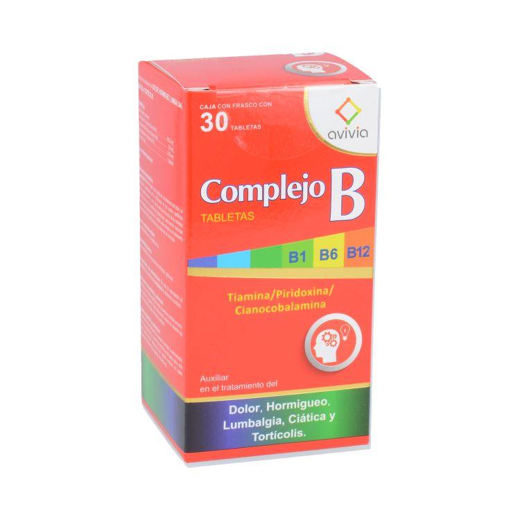 COMPLEJO B TAB C30