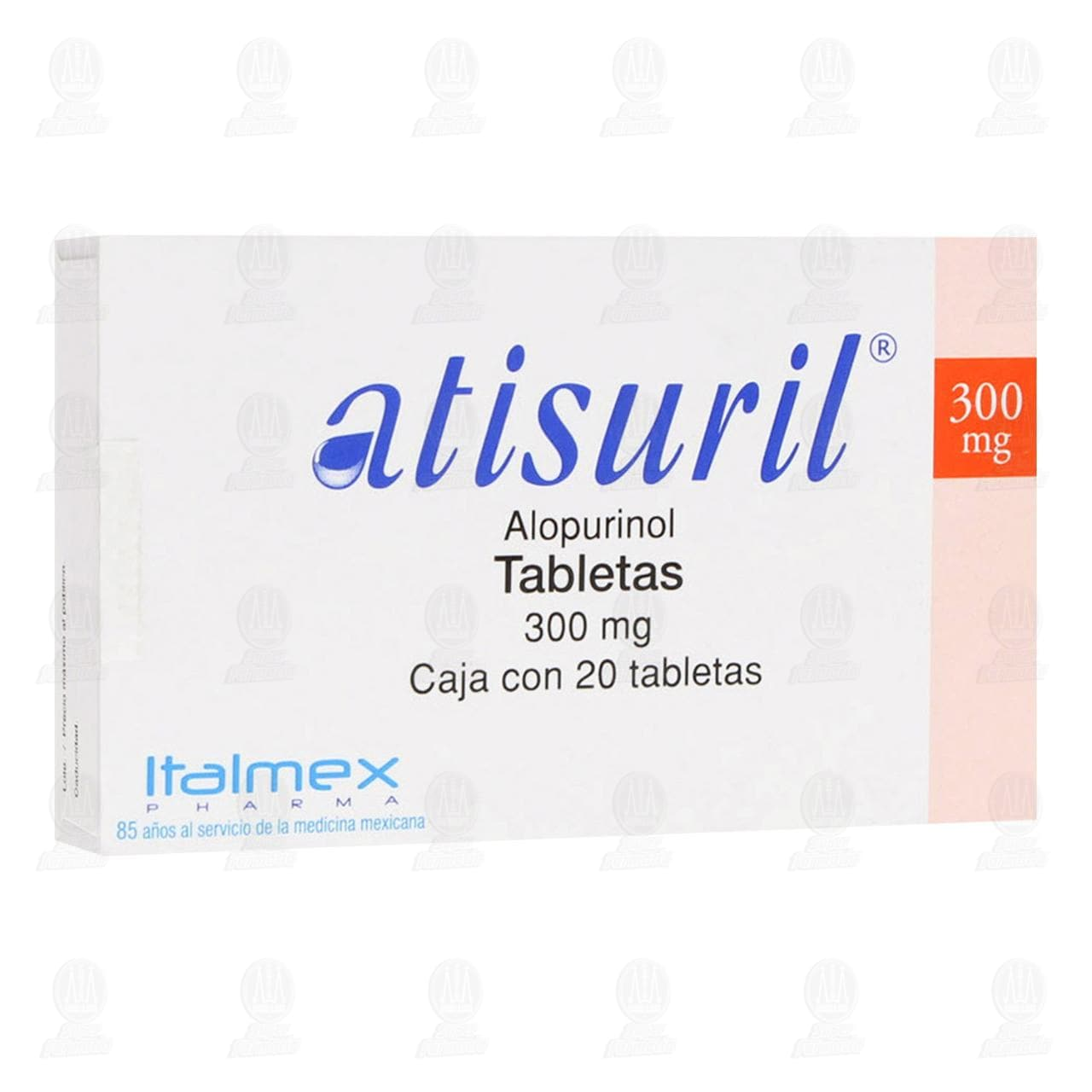 Atisuril 300 20 Tabletas