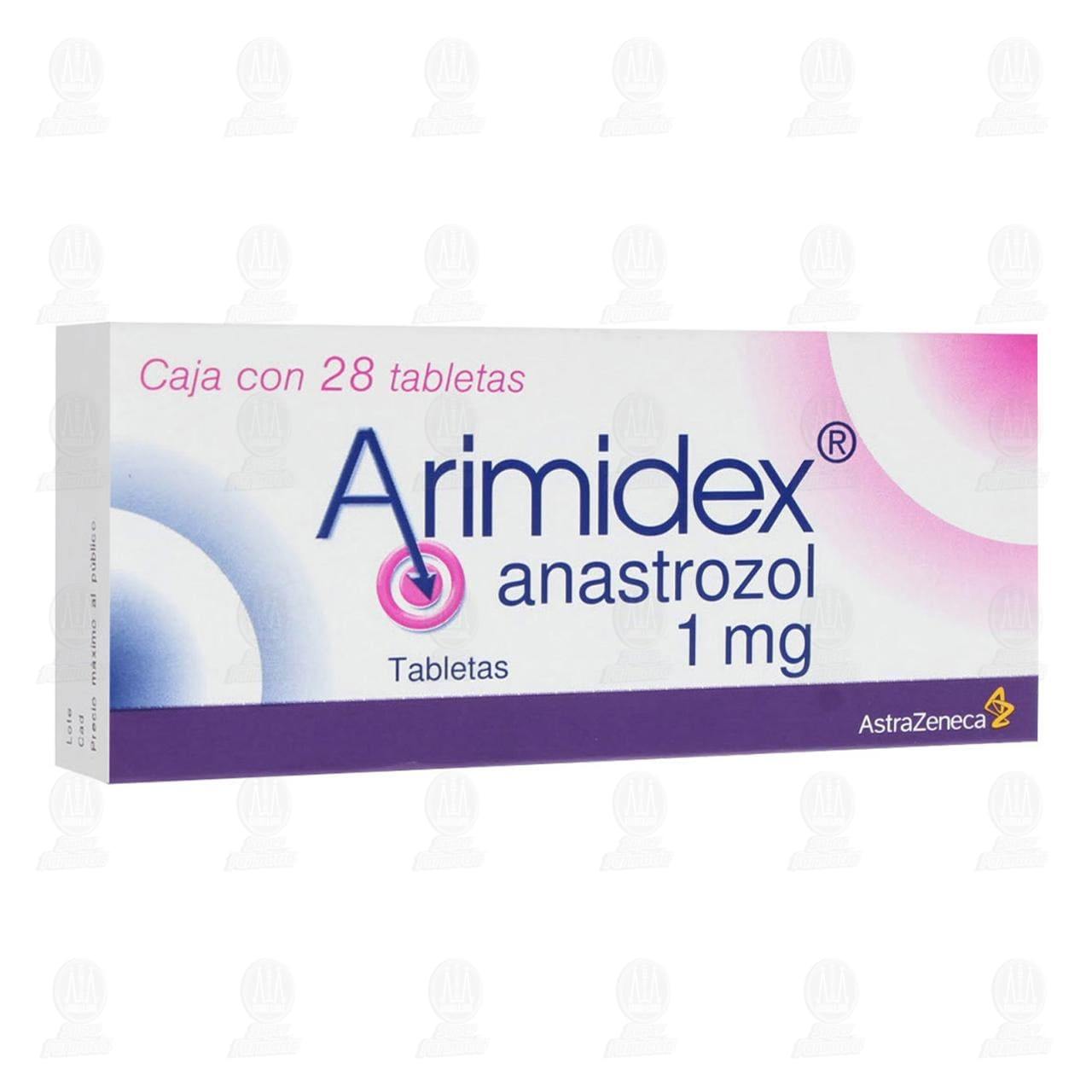 Arimidex 1mg 28 Comprimidos
