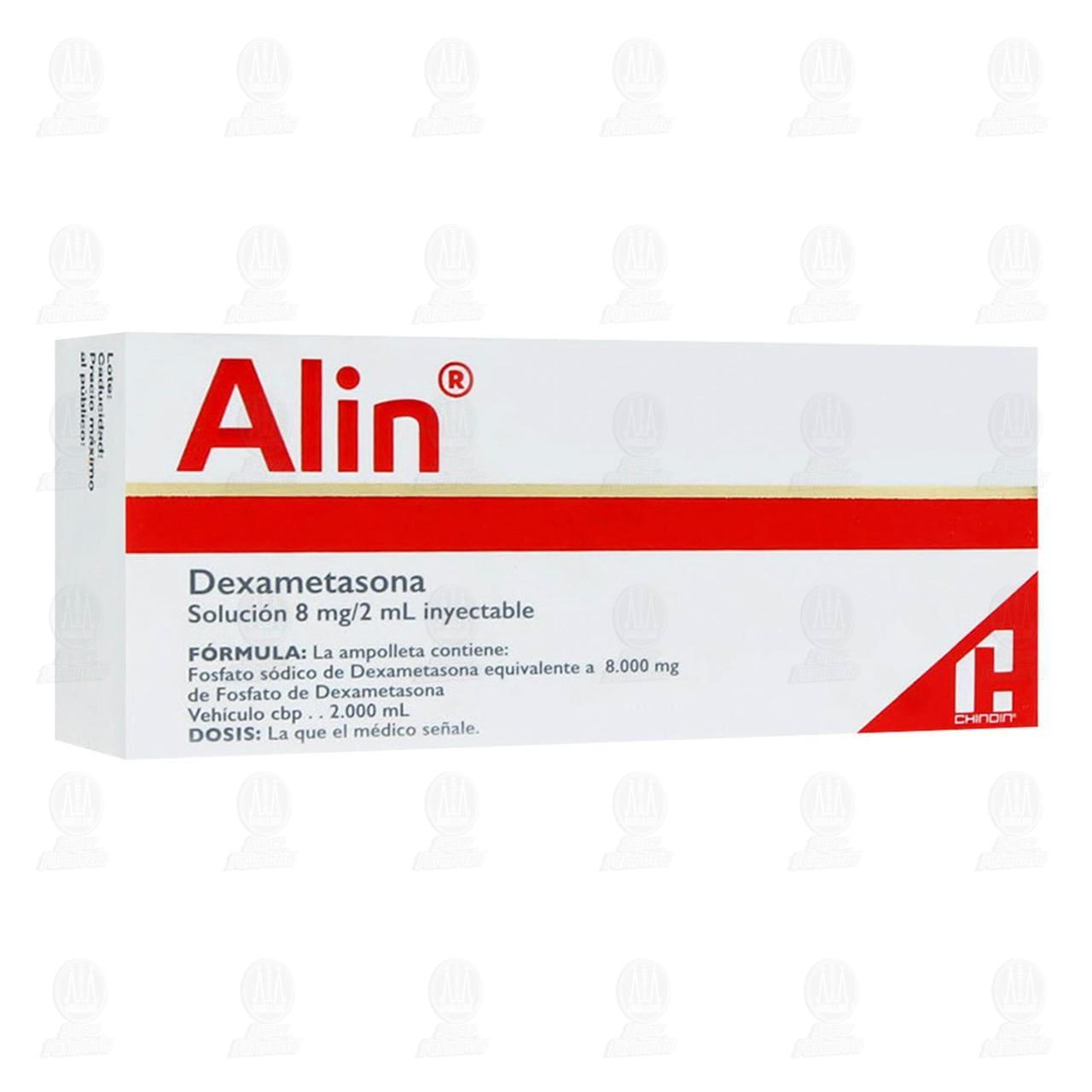 Alin 2ml Ampolletas