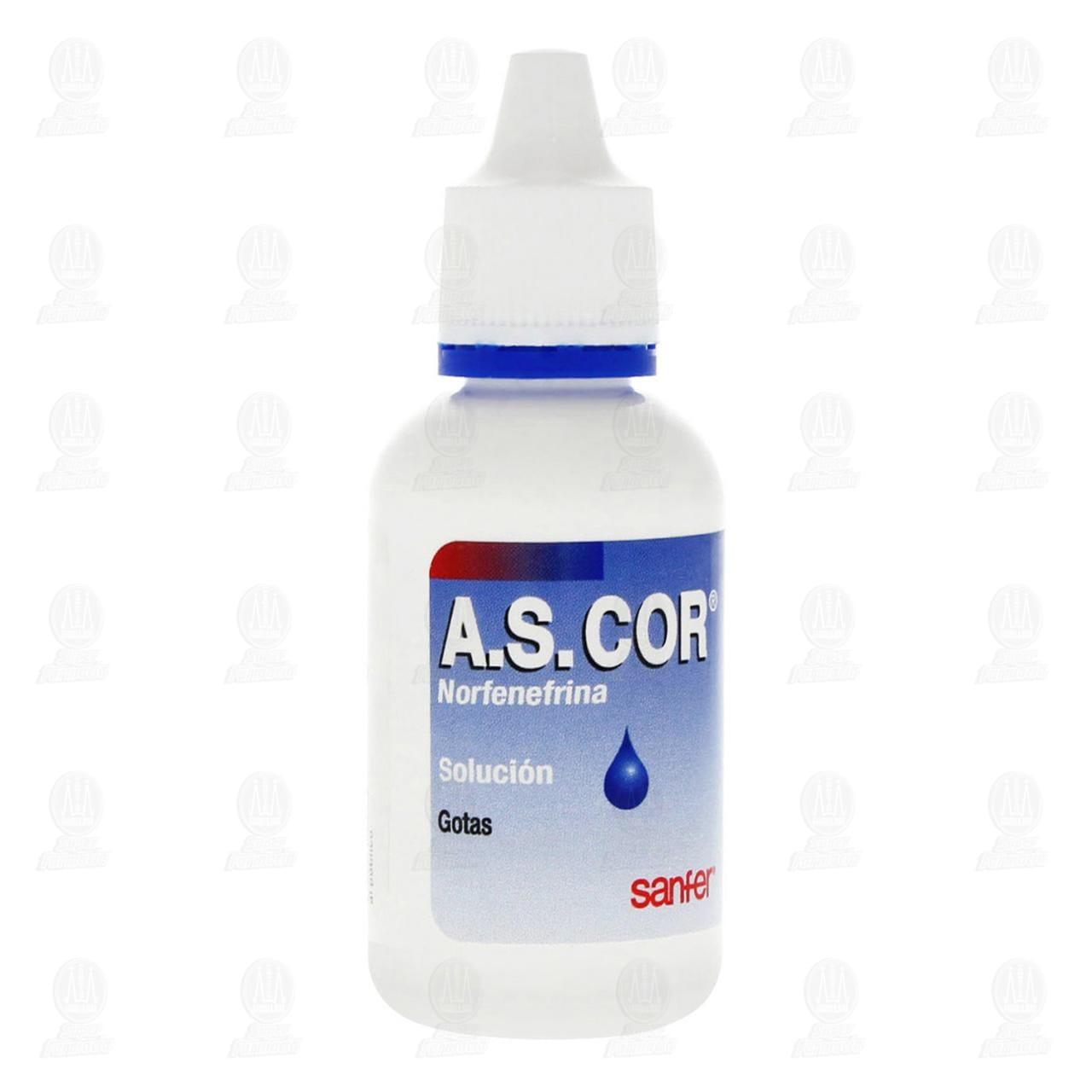 A.S. Cor 24ml Gotas