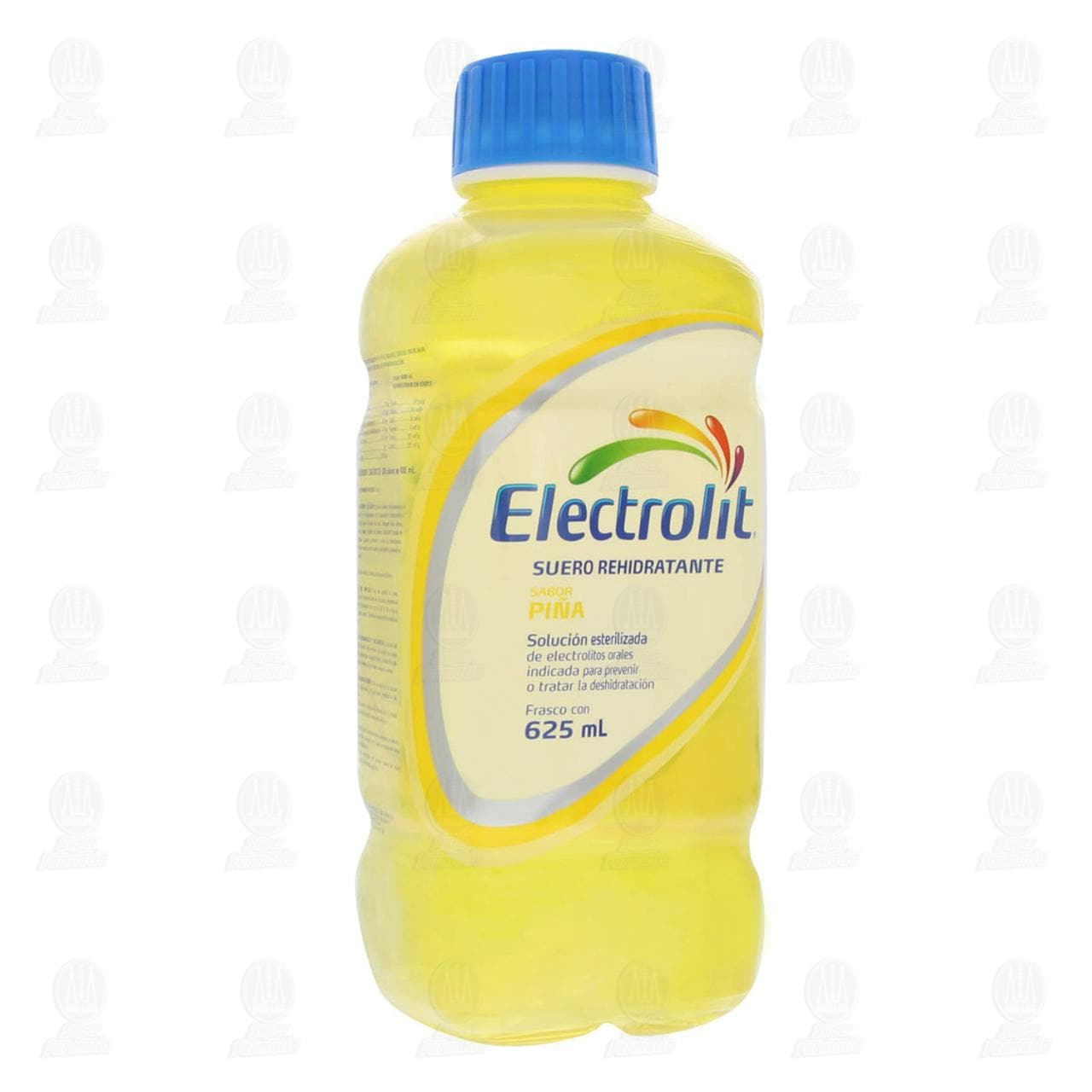Electrolit Piña Adulto 625 ml.Plástico