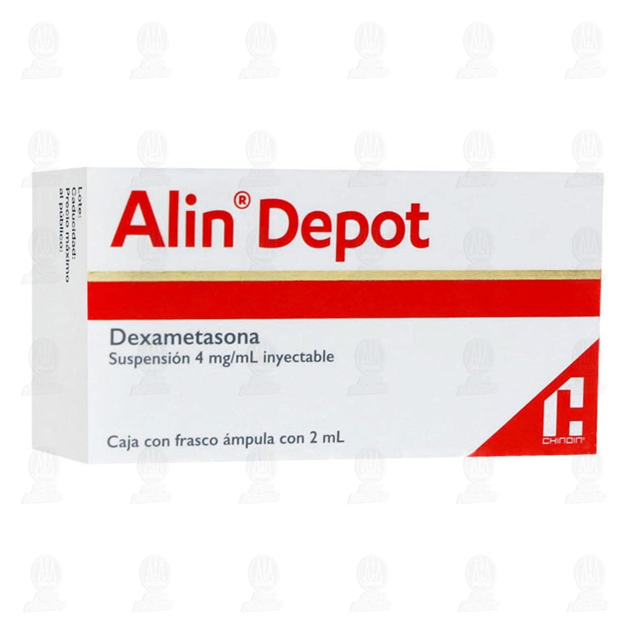 Alin Depot 2ml Ampolletas