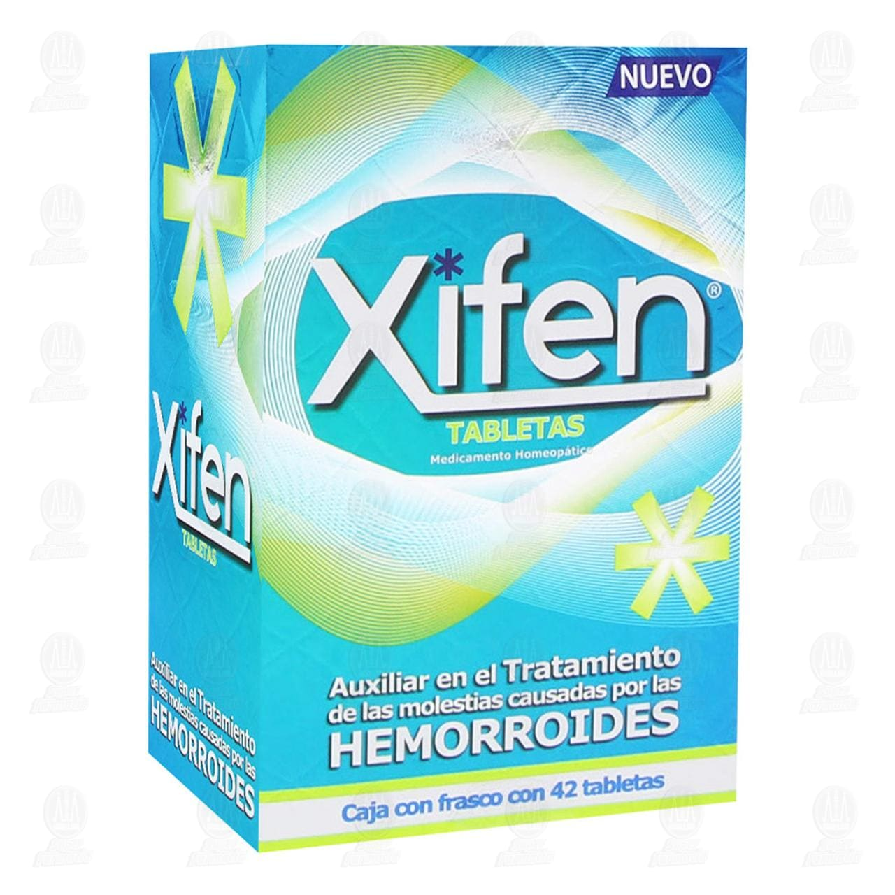 Xifen 42 Tabletas