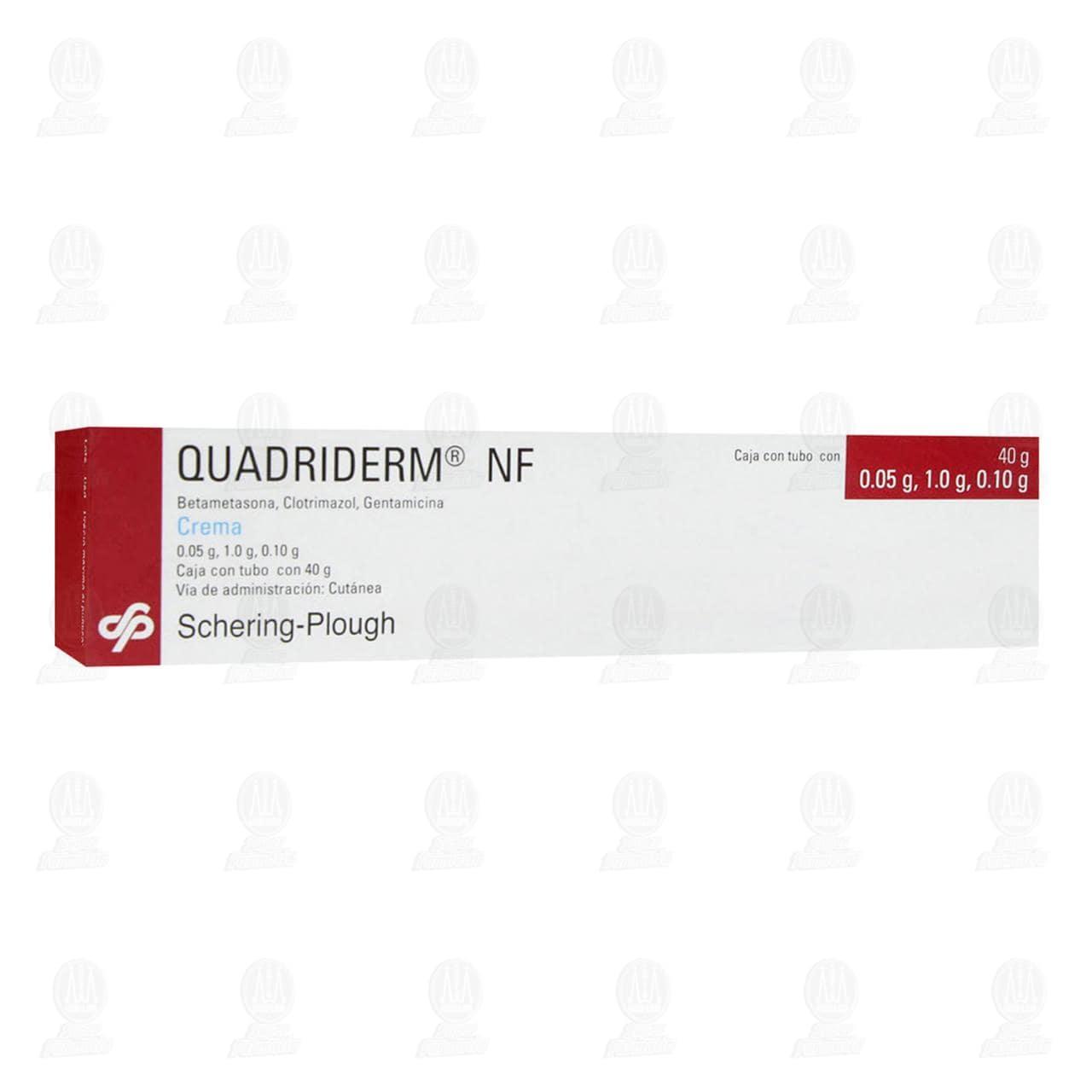 Quadriderm NF 40gr Crema