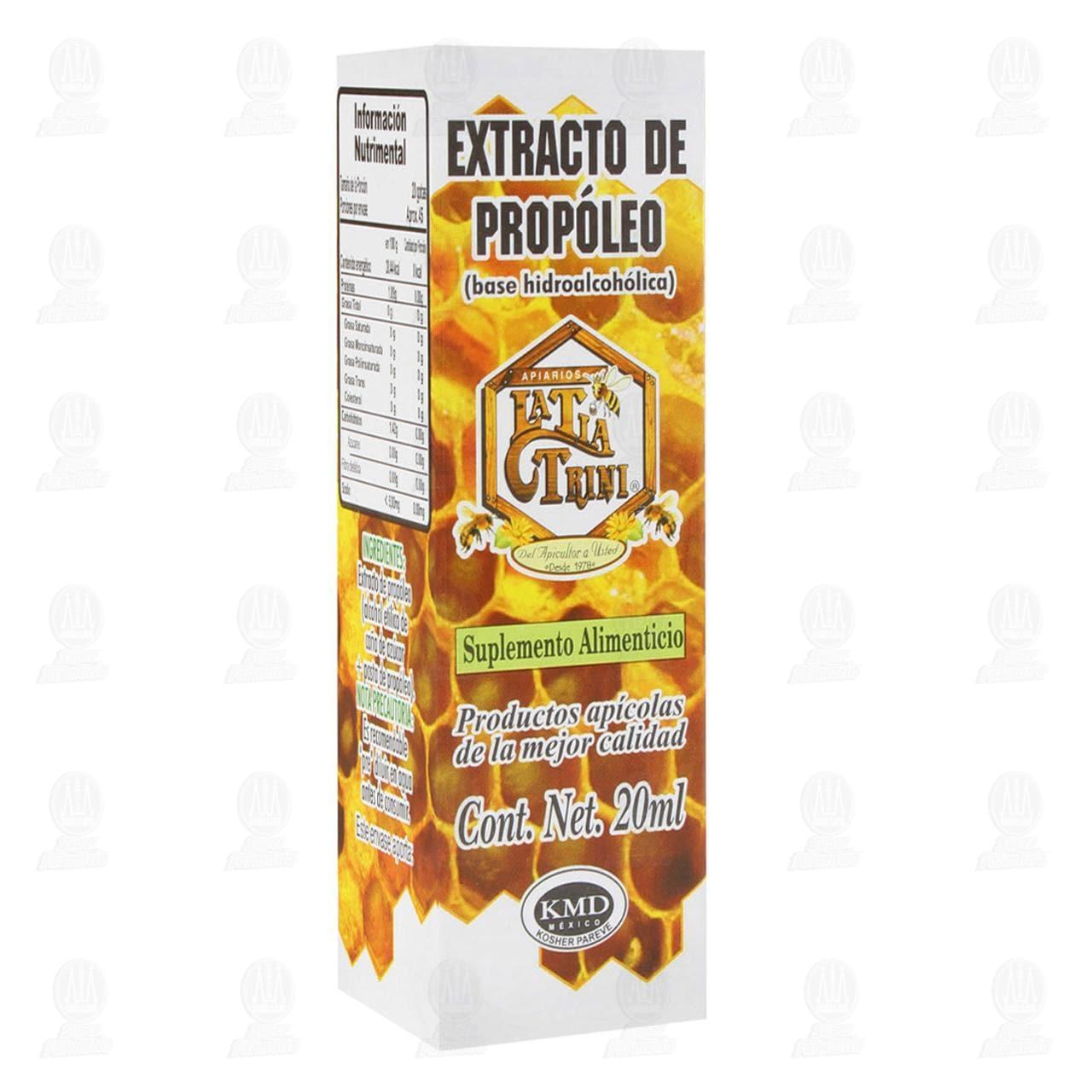 Tia Trini Extracto Propóleo 20ml