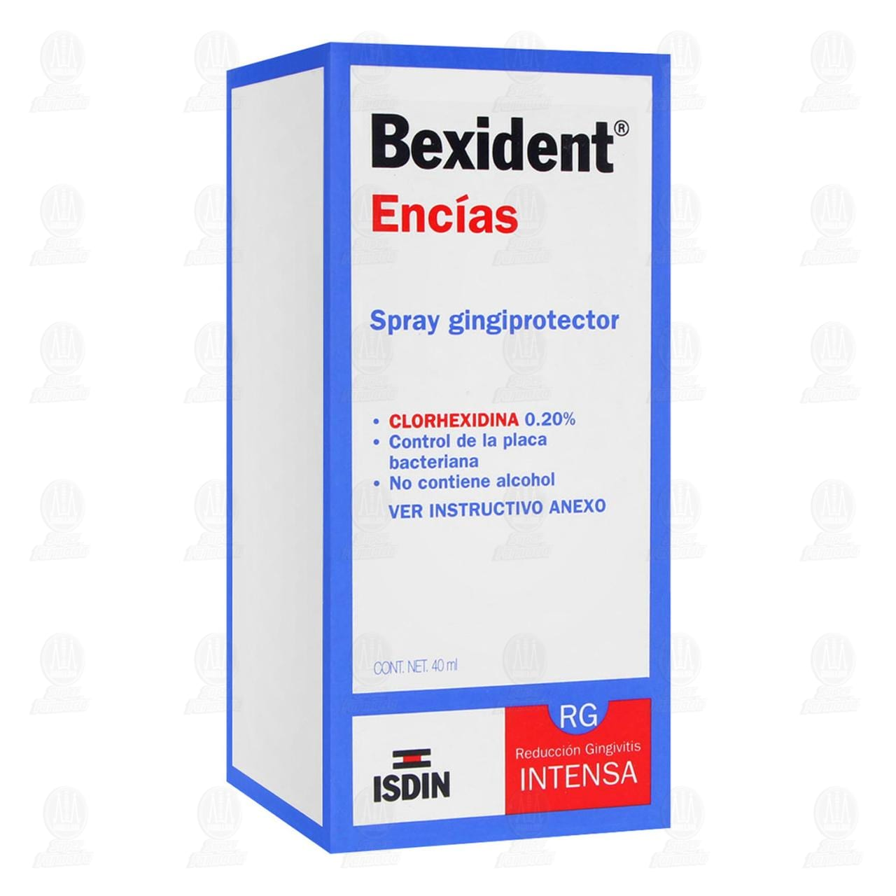 Bexident Encías Spray Gingiprotector 40ml